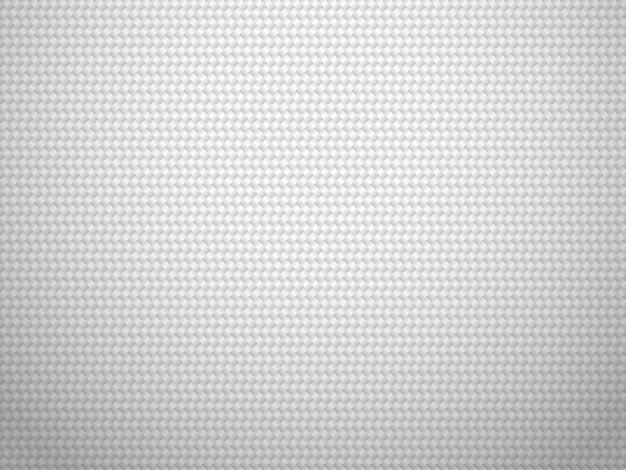 Białe Tło Z Włókna Węglowego Premium Wektorów