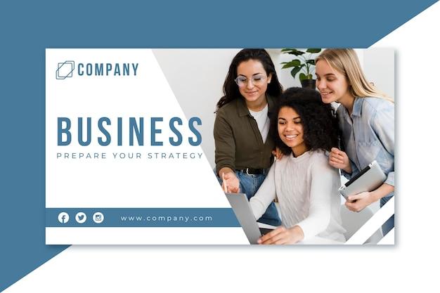 Blog Biznesowy Darmowych Wektorów