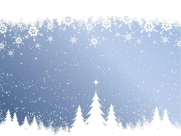 Boże Narodzenie w tle Darmowych Wektorów