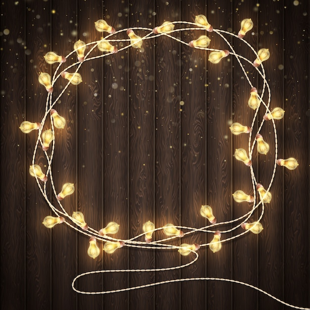 Boże Narodzenie I Nowy Rok Koncepcja Kartki świąteczne Pozdrowienia. Premium Wektorów