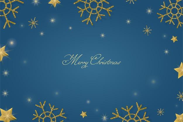 Boże Narodzenie Tło Darmowych Wektorów