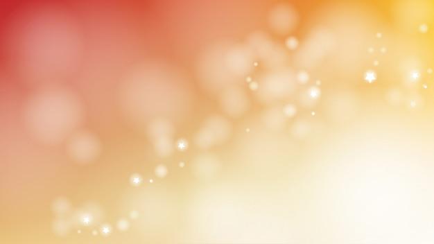 Bożenarodzeniowego confetti światła racy zamazana strona internetowa ekranu rozmiaru tła eps10 wektoru abstrakcjonistyczna ilustracja Premium Wektorów