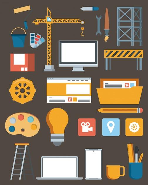 Budowa serwisu wsparcia technicznego Darmowych Wektorów