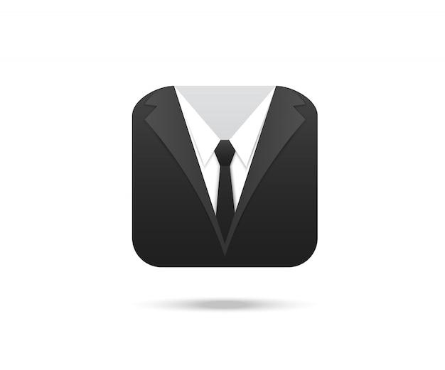Butler gentleman Premium Wektorów