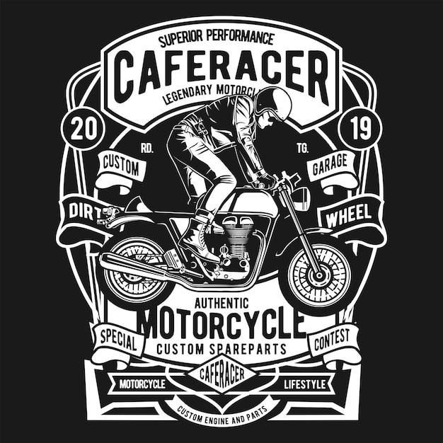 Caferacer Premium Wektorów