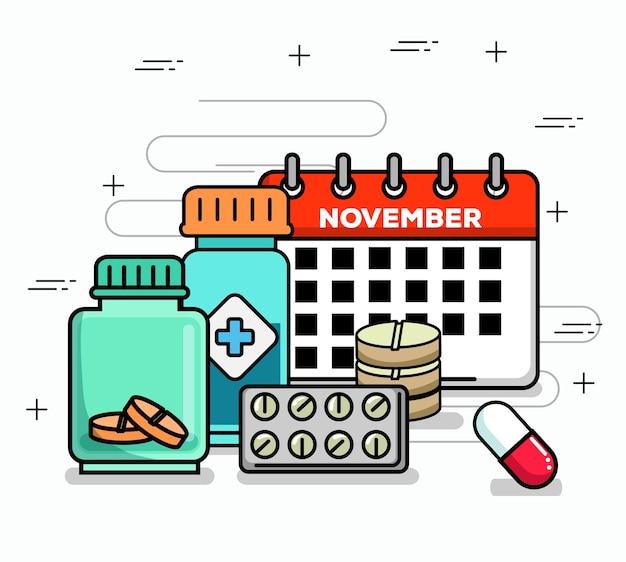 Centrum Medyczne Premium Wektorów