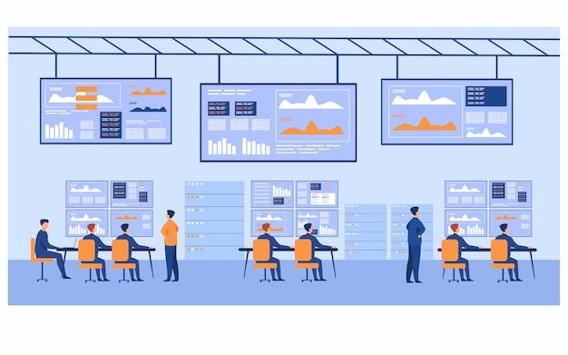 Centrum Sterowania Big Data Darmowych Wektorów