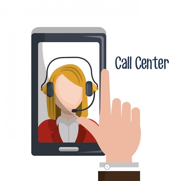 Centrum Telefoniczne Darmowych Wektorów