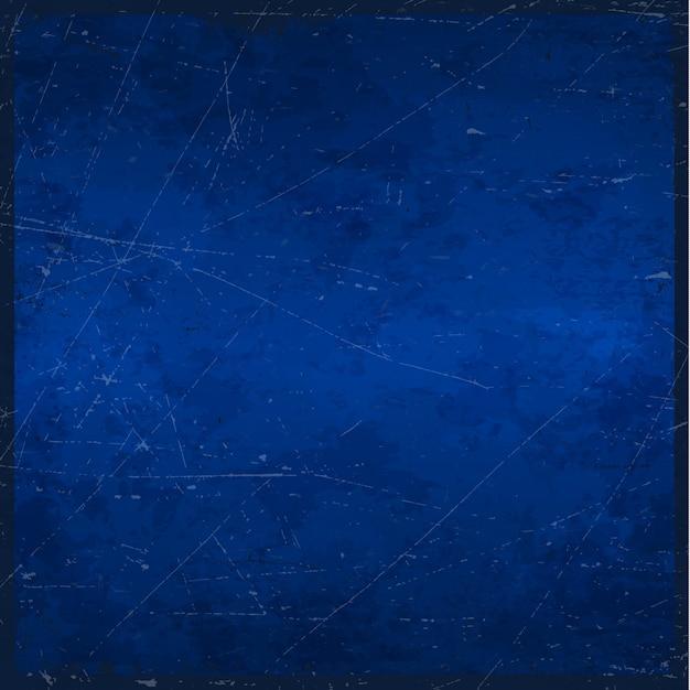 Ciemnoniebieskie tło nieczysty Premium Wektorów