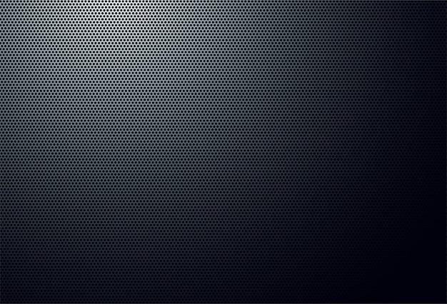 Ciemny Tkanina Metalu Tekstury Tło Darmowych Wektorów