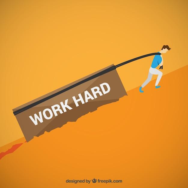 Ciężko Pracować, Pojęcie Darmowych Wektorów