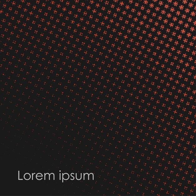 Czarne Tło Z Brokatem Złota Róża Teksturowanej Premium Wektorów