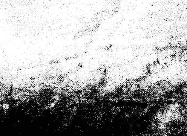 Czarno-białe Tło Grunge Premium Wektorów