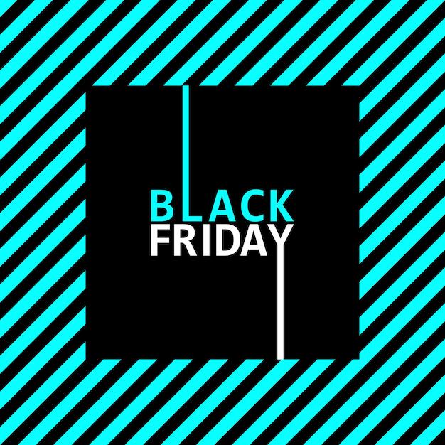 Czarny Piątek Sprzedaż Transparent Premium Wektorów