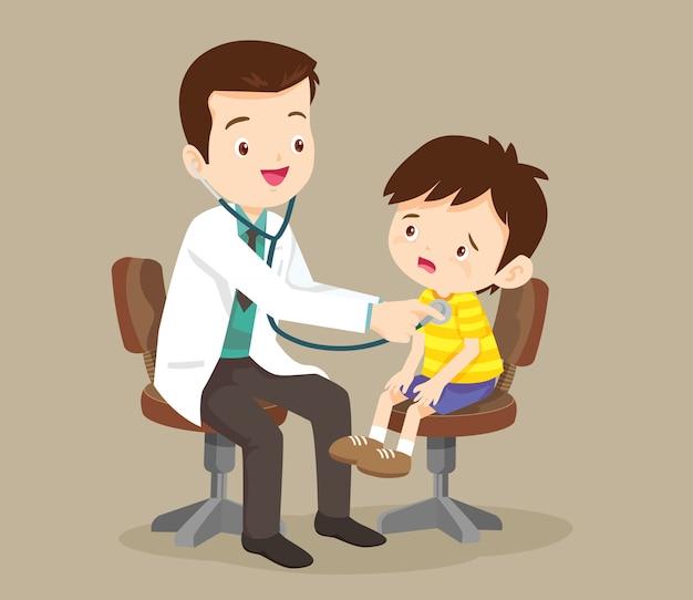 Spotyka się z doktorem