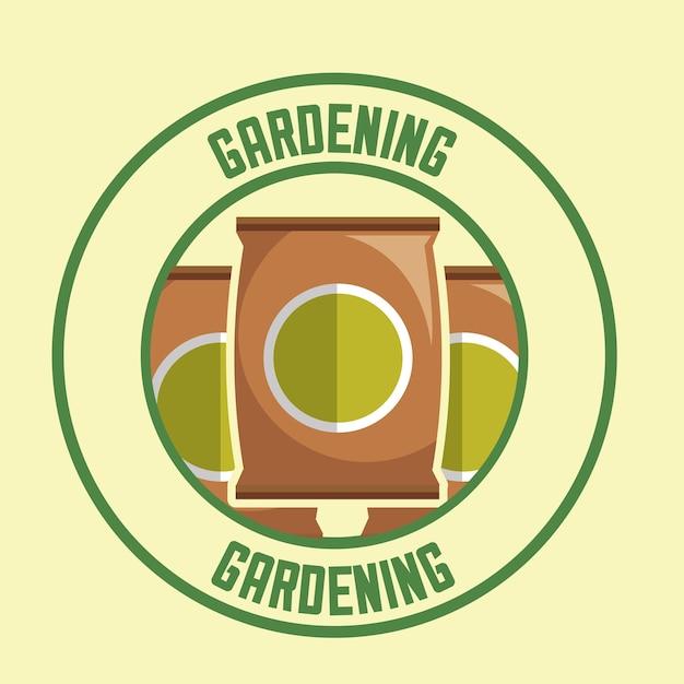 Doniczki Ziemne Pakiety Narzędzie Etykiety Ogrodnictwo