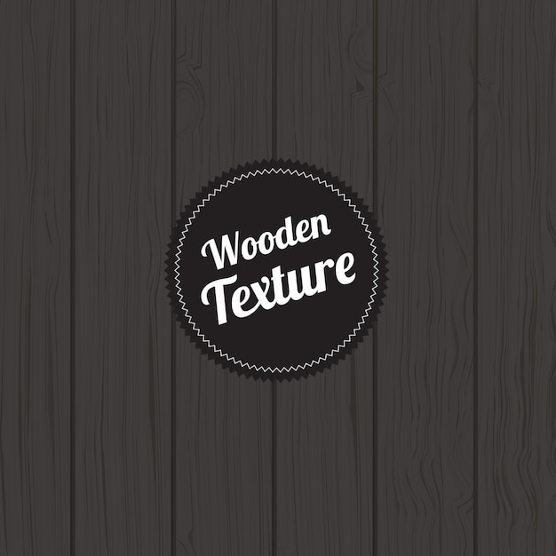 Drewniana tekstura Premium Wektorów