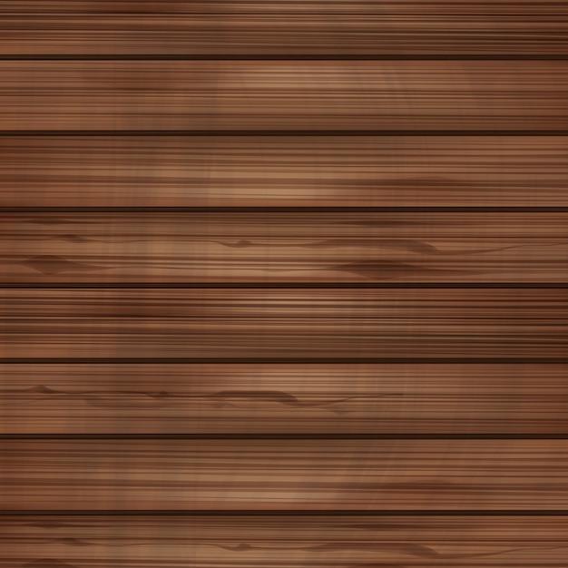 Drewniane puste tło wektor Premium Wektorów