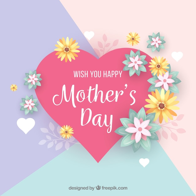 Dzień matki Darmowych Wektorów