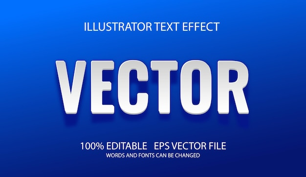 Edytowalny Efekt Tekstowy W Stylu Papierkowej Roboty Premium Wektorów