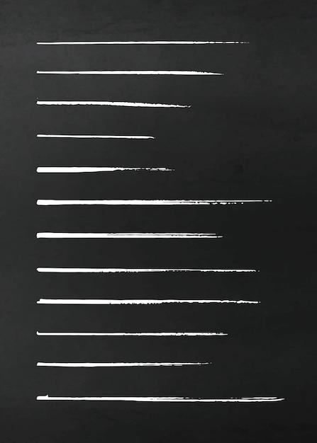Elementy projektu ołówek wektor Premium Wektorów