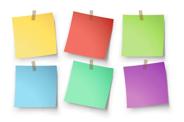 Etykiety Papierowe Premium Wektorów