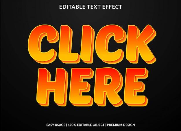 Fajny Efekt Tekstowy Kreskówki Premium Wektorów