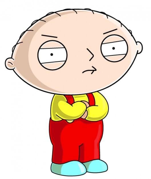 Family Guy Stewie Griffin kreskówki Darmowych Wektorów