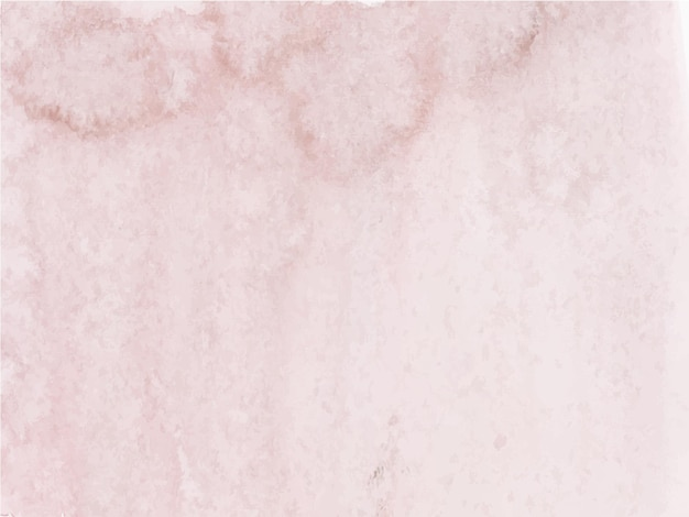 Fioletowy Jasny Streszczenie Ręcznie Malowane Tła Akwarela. Dekoracyjna Tekstura. Ręcznie Rysowane Obraz Na Papierze Premium Wektorów