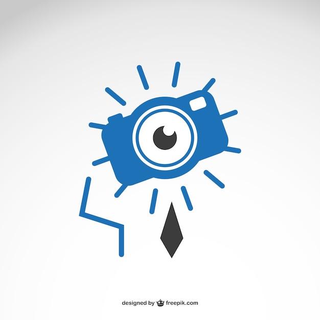 Fotografia biznes vector logo Darmowych Wektorów