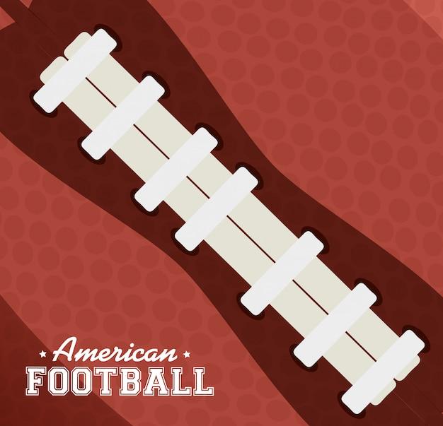 Futbol Amerykański Darmowych Wektorów