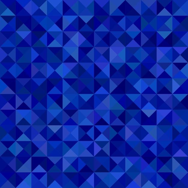 Geometryczne Streszczenie Trójk? T Mozaiki Wzór T? A - Grafika Wektorowa Z Trójk? Tami W Odcieniach Niebieskiego Darmowych Wektorów