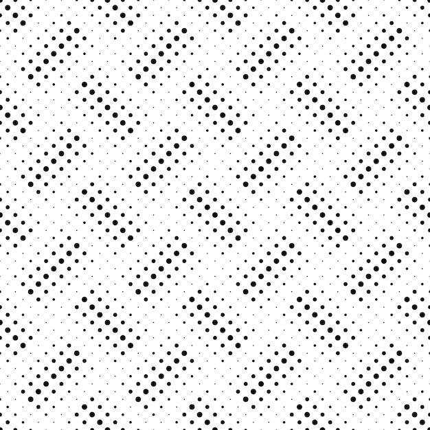Geometryczny Kropka Wzoru Tło - Abstrakcjonistyczny Projekt Premium Wektorów