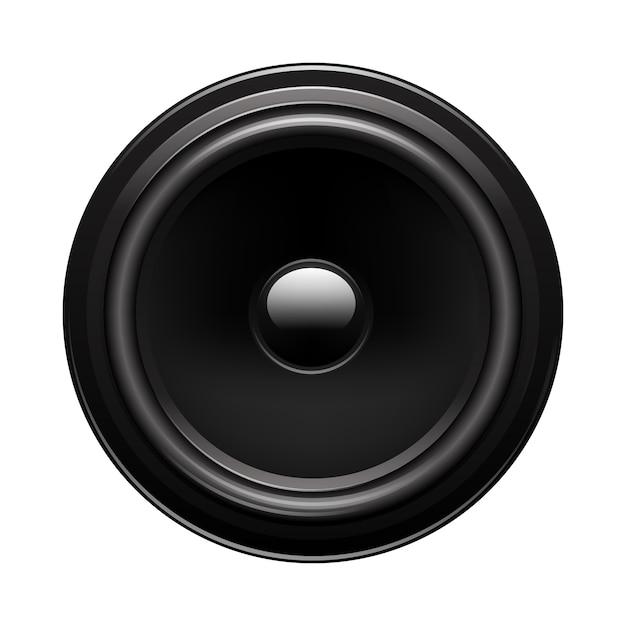 Głośnik Audio Premium Wektorów
