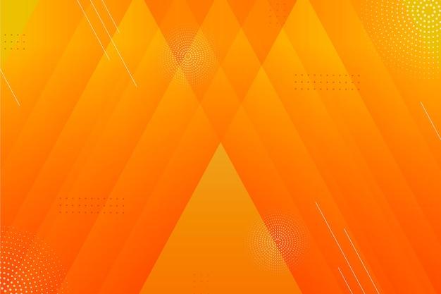 Gradientowa Tapeta Geometryczna Darmowych Wektorów