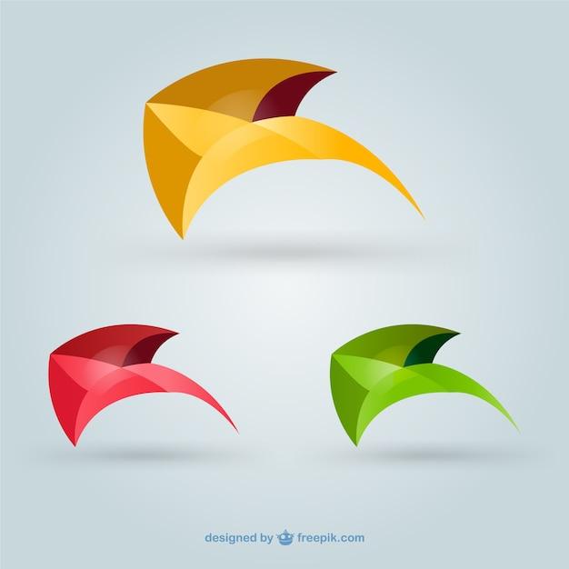 Grafiki Wektorowej Logo Darmowych Wektorów