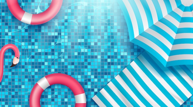 Ilustracja Lato Wakacje Premium Wektorów
