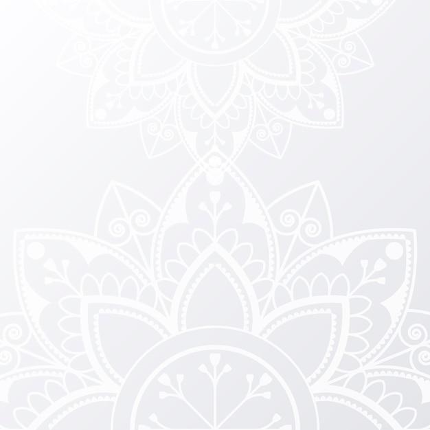 Ilustracja mandali Darmowych Wektorów