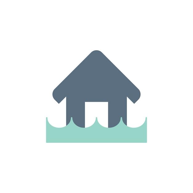 Ilustracja Ubezpieczenia Domu Darmowych Wektorów