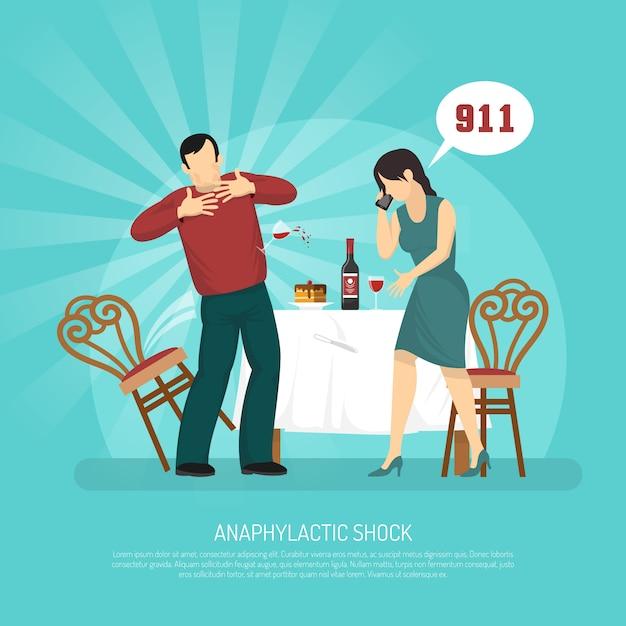 Ilustracja Wektorowa Alergii Darmowych Wektorów