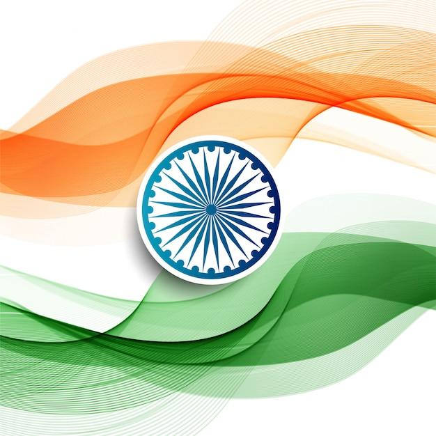 Ilustracja Z Okazji Dnia Republiki Indii Darmowych Wektorów