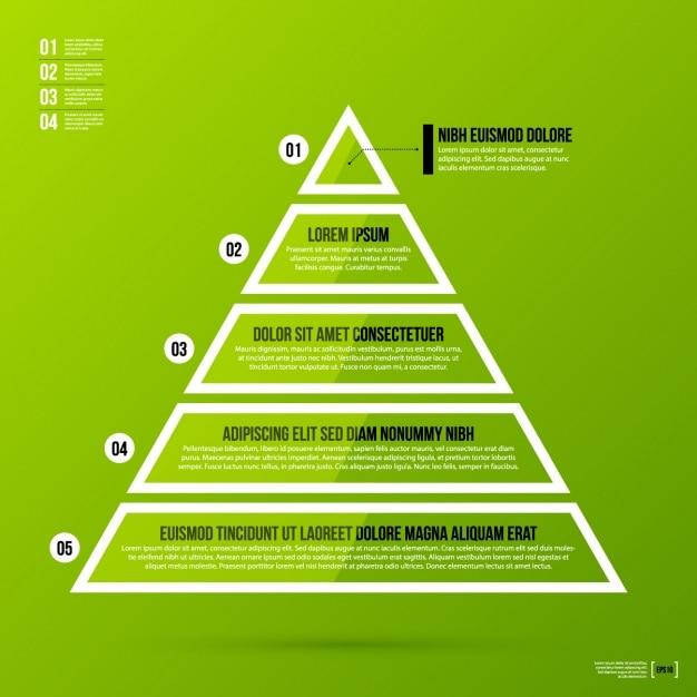 Infografika Wzór Szablonu Darmowych Wektorów