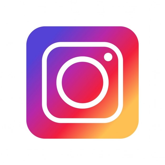 Instagram Nowa ikona Darmowych Wektorów