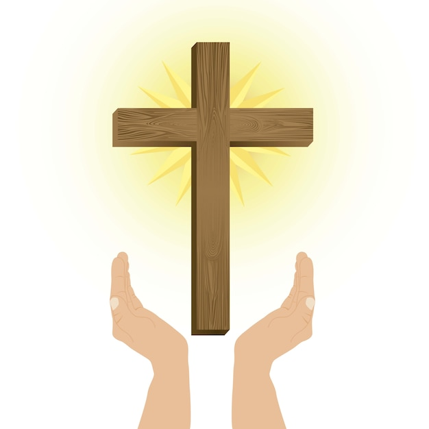 Jezus Chrystus Premium Wektorów