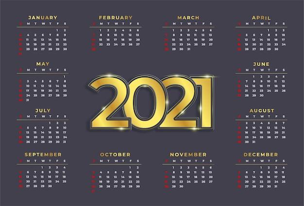 Kalendarz Na Tydzień Rozpoczyna Się W Poniedziałek. Prosty Szablon Projektu Premium Wektorów