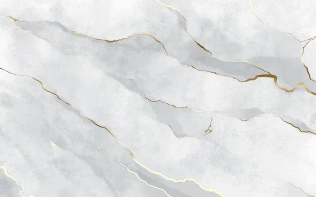 Kamienne Tło Ze Złotymi Kreskami Darmowych Wektorów