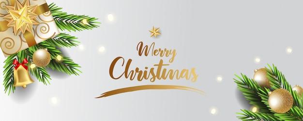 Kartkę z życzeniami wesołych świąt Premium Wektorów