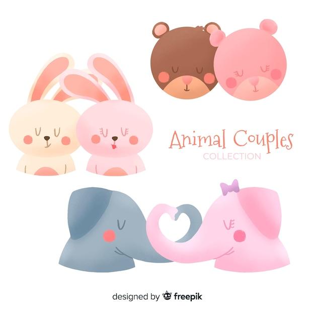 Pluszowy serwis randkowy dla zwierząt