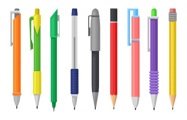 Kolorowa Ilustracja W Stylu Na Białym Tle. Premium Wektorów
