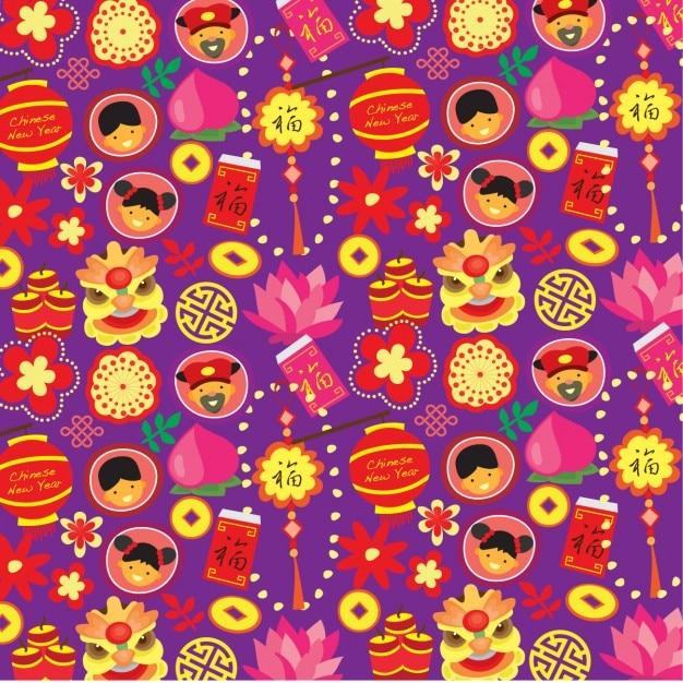 Kolorowe tapety Darmowych Wektorów